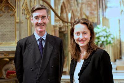 JRM and Mary O'Regan