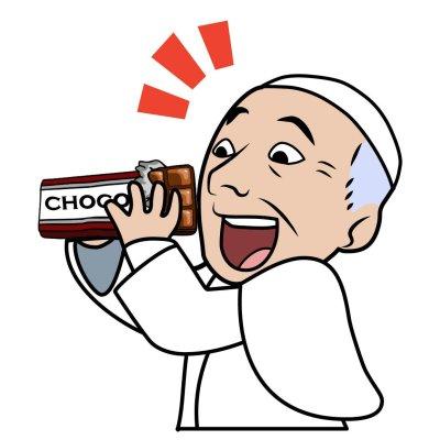 pope lookalike