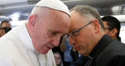 Pope and Spadaro