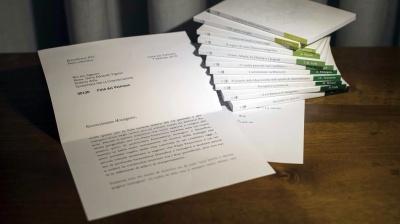 Benedict XVI's letter