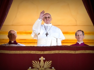 Pope Francis, 2013