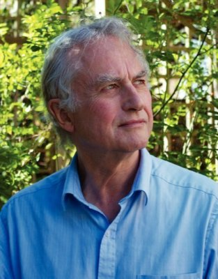 Dawkins in jungle