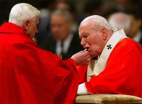 pope-john-paul-communion