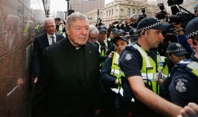 Pell and police
