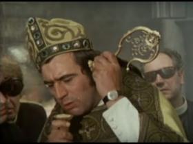 Monty Python bishop