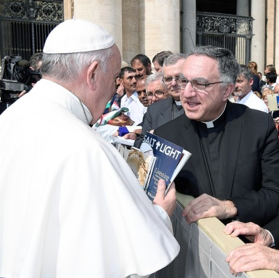 Francis and Rosica