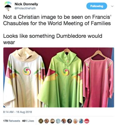 bad vestments
