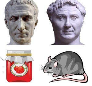 Caesar adsum jam forte